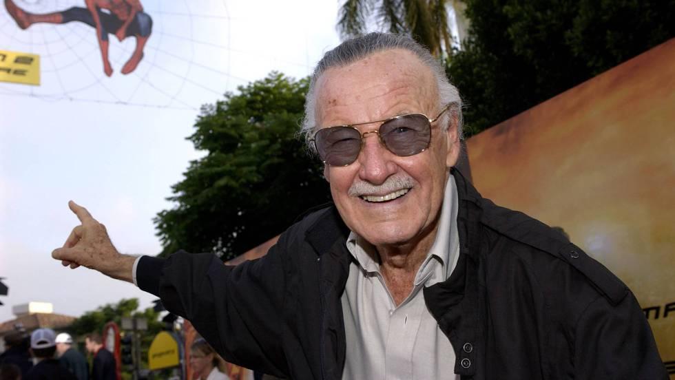 Muere Stan Lee, el creador de Spiderman y Hulk