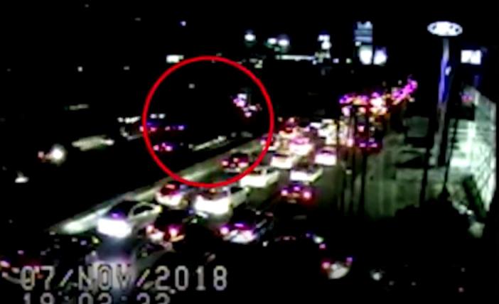 Mueren siete personas en choque múltiple en la autopista México-Toluca