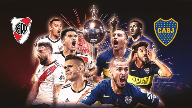 La final de la Copa Libertadores se jugará fuera de Argentina el 8 ó el 9 de diciembre