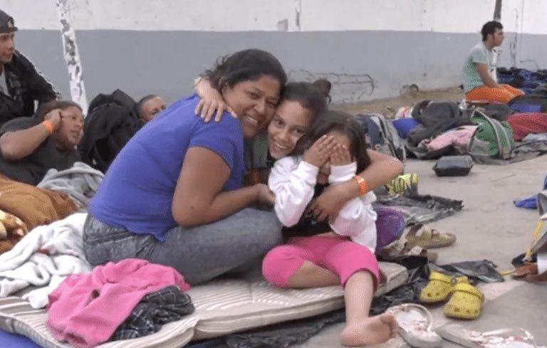 Reportan desaparecida a hondureña que dijo que los frijoles son para los cerdos