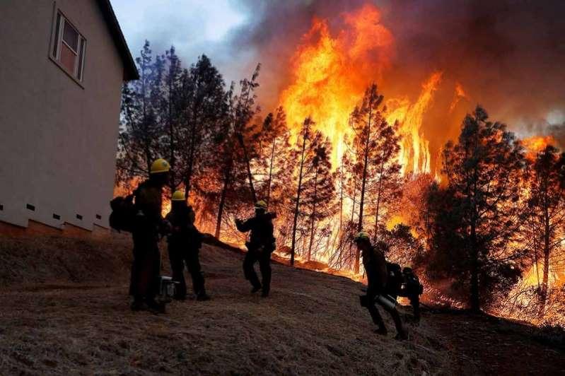 incendio california contenido