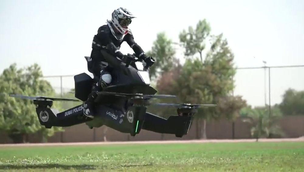 Dubái pondrá en marcha en 2020 patrullas voladoras