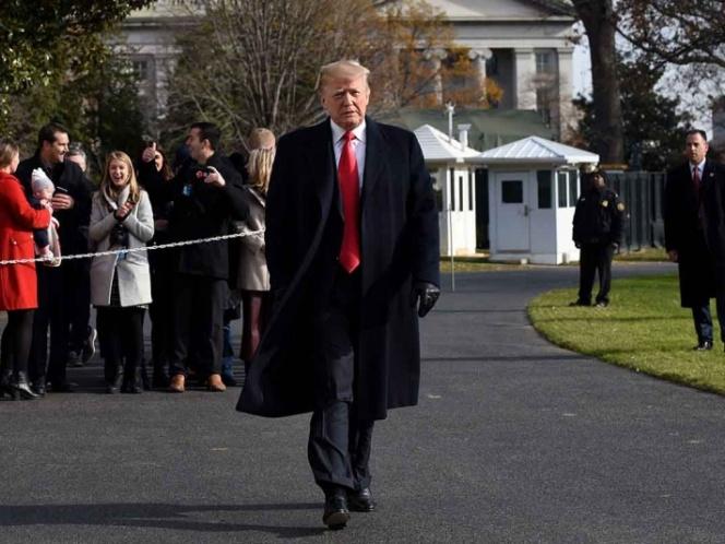 ¿Sabe usted a cuánto asciende el sueldo del presidente de los EUA?