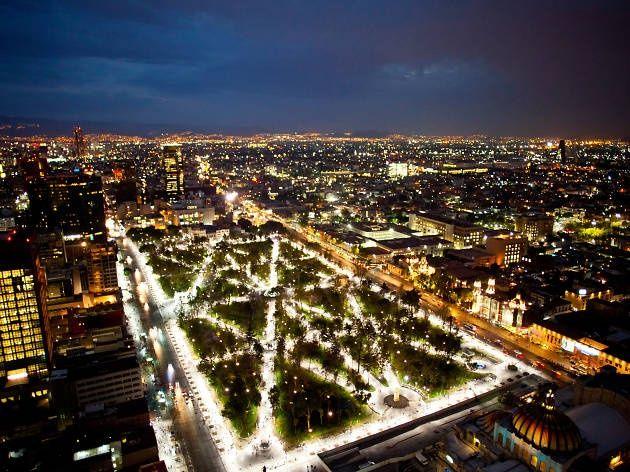 Plan de Reconstrucción para la Ciudad de México
