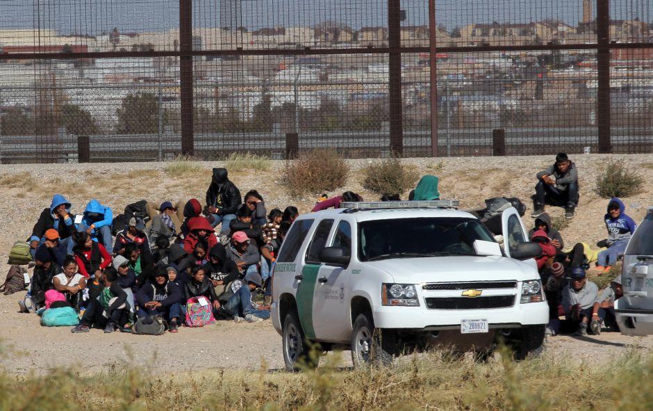 Gobierno de Trump capturo más de 3 mil migrantes en un solo día