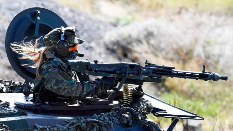 El Ejército alemán sopesa reclutar militares de otros países europeos