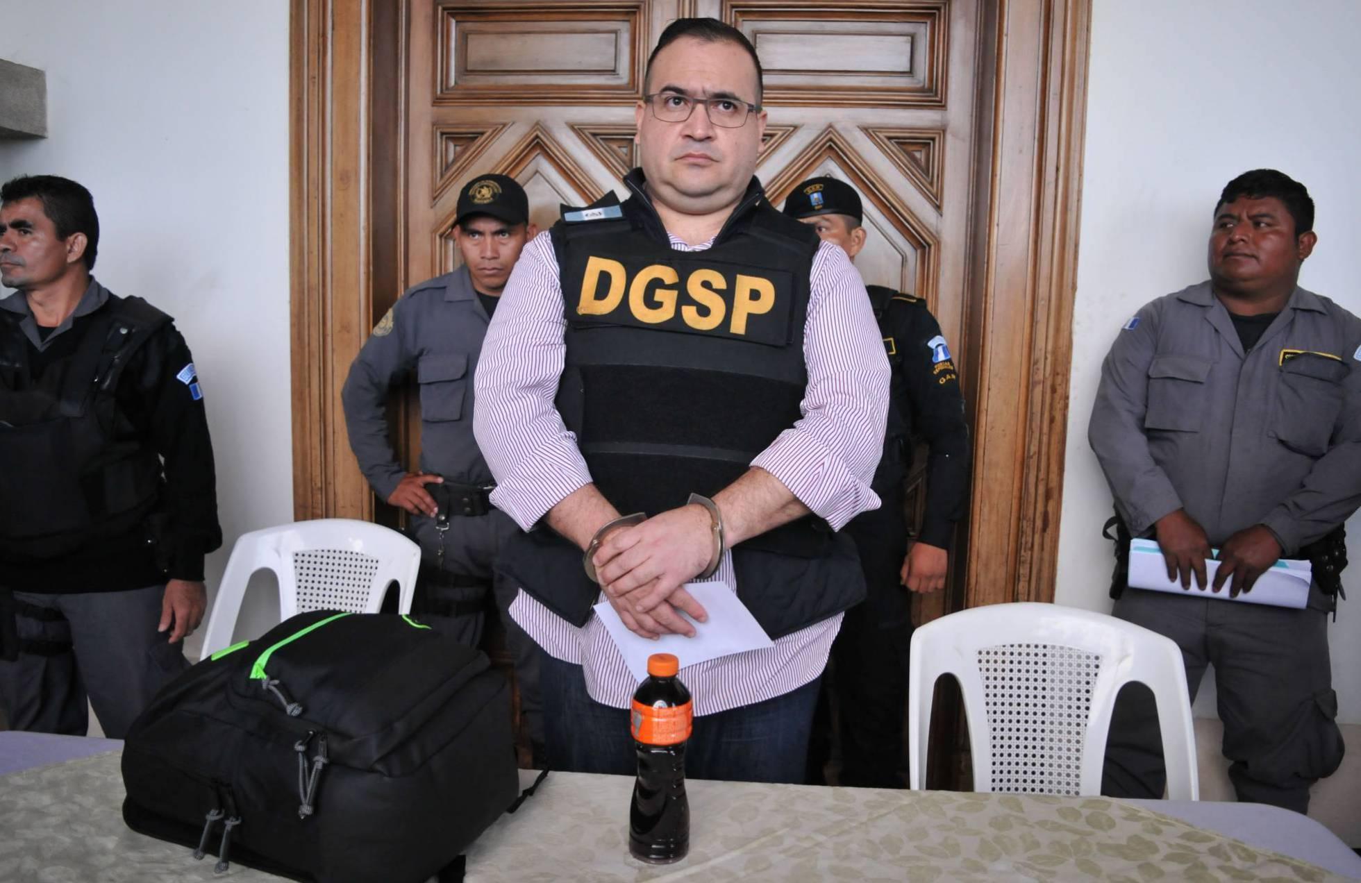 La liberación de la cúpula de Duarte evidencia las carencias de la lucha anticorrupción en México