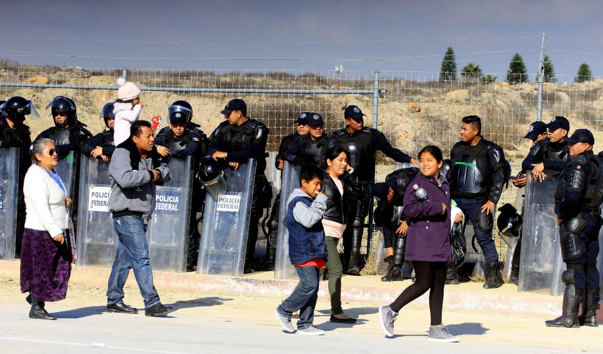 1 migrantes en Tijuana