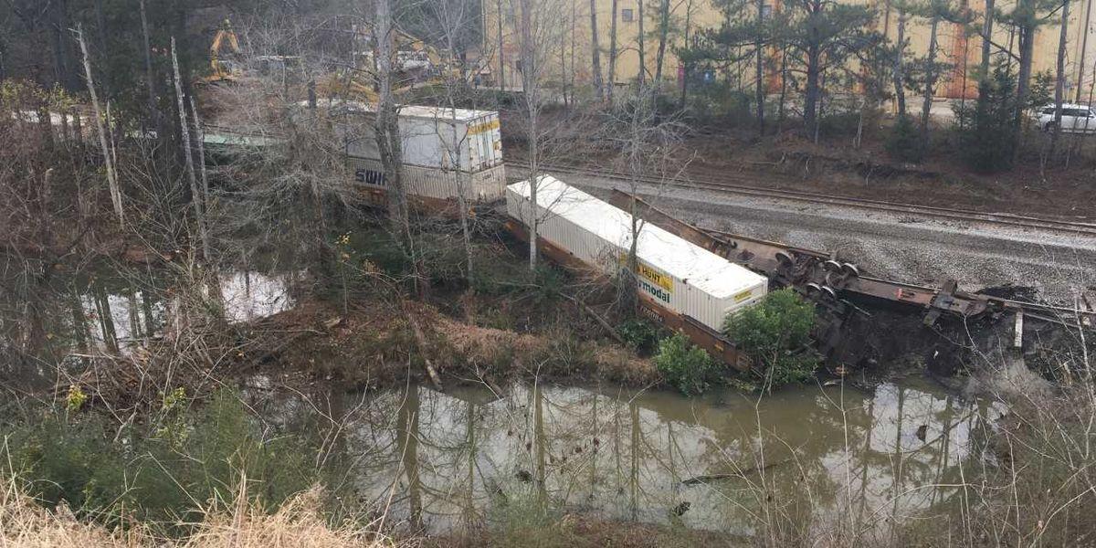 Descarrilamiento de tren en el Condado de Jefferson, bajo investigación