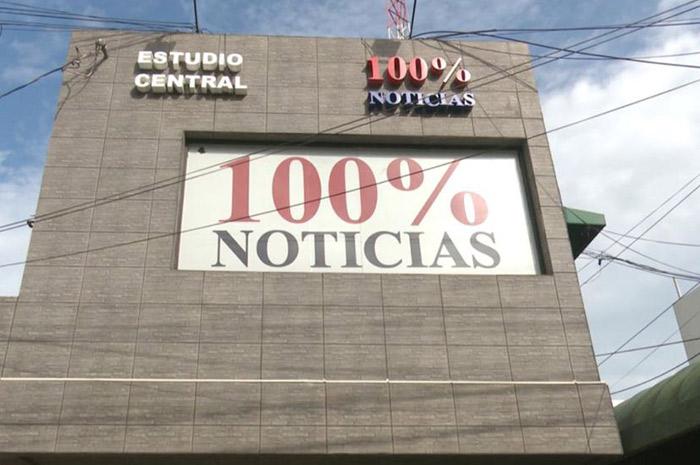 Ortega censura al canal 100% Noticias, crítico con el gobierno