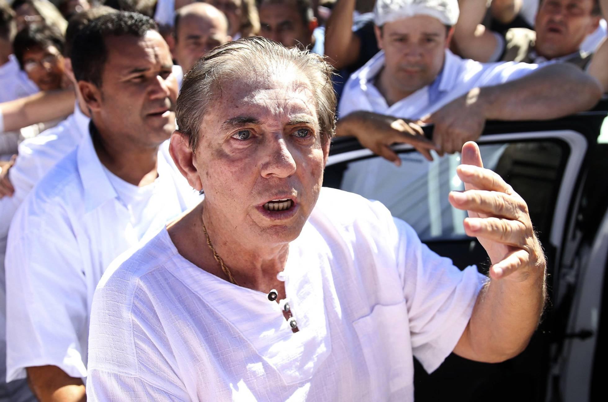 La justicia brasileña decreta prisión contra el 'sanador espiritual' acusado de abuso sexual