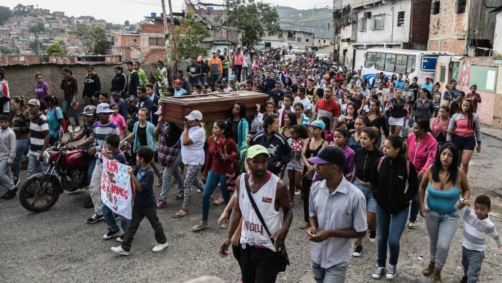 Venezuela se convierte en 2018 en el país más violento de América Latina