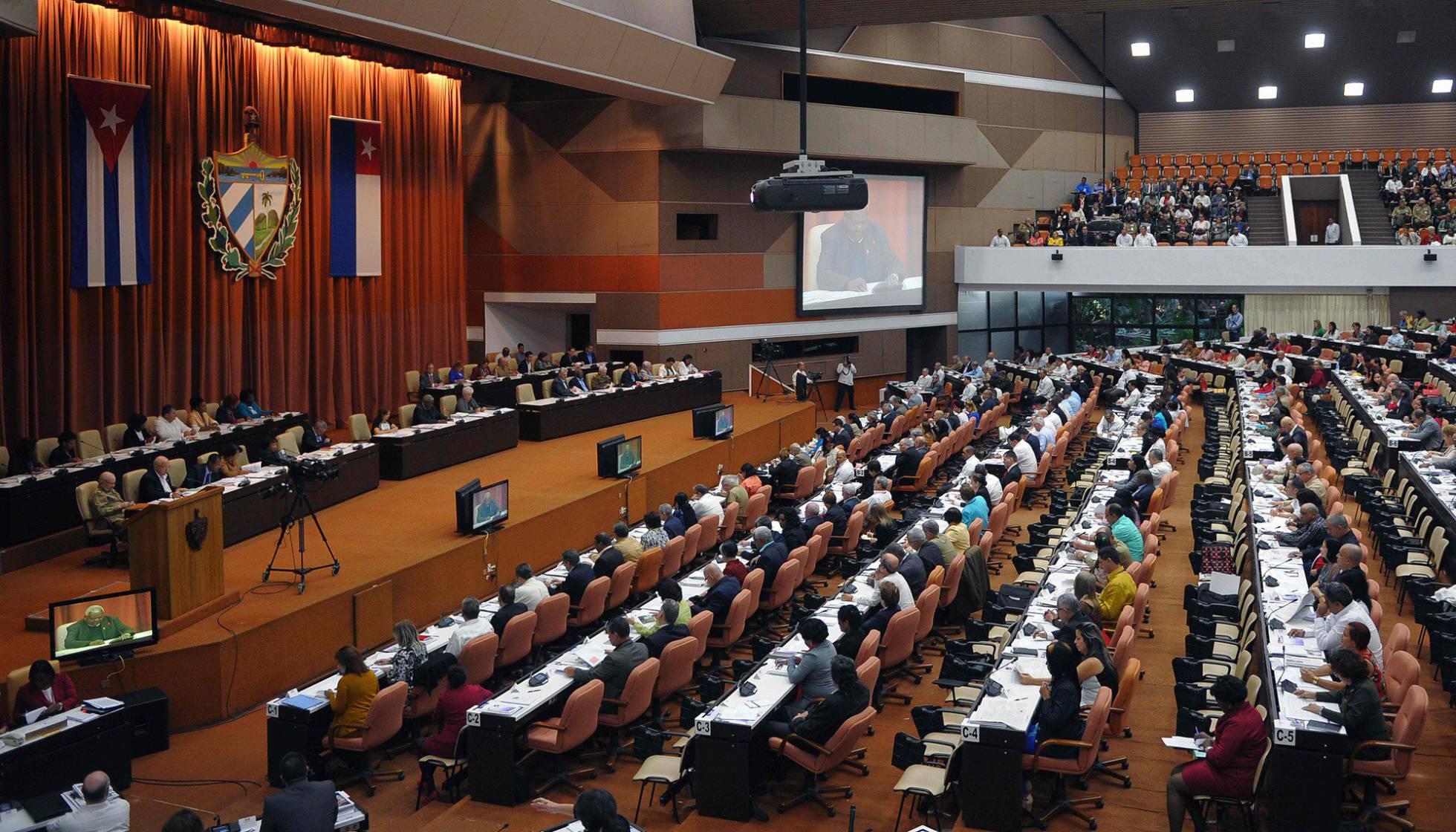 asamblea nacional La Habana
