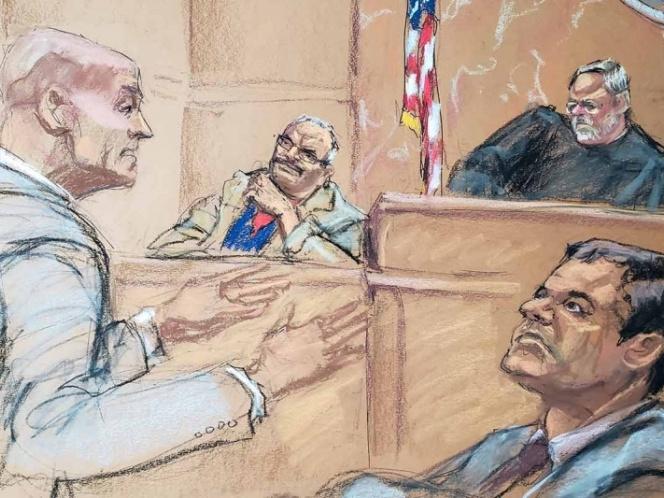 juicio del chapo guzman