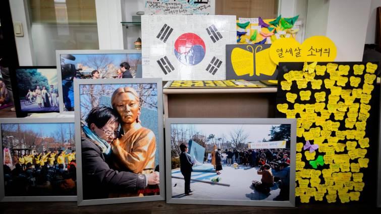 La surcoreana que destapó las agresiones sexuales en masa de Japón