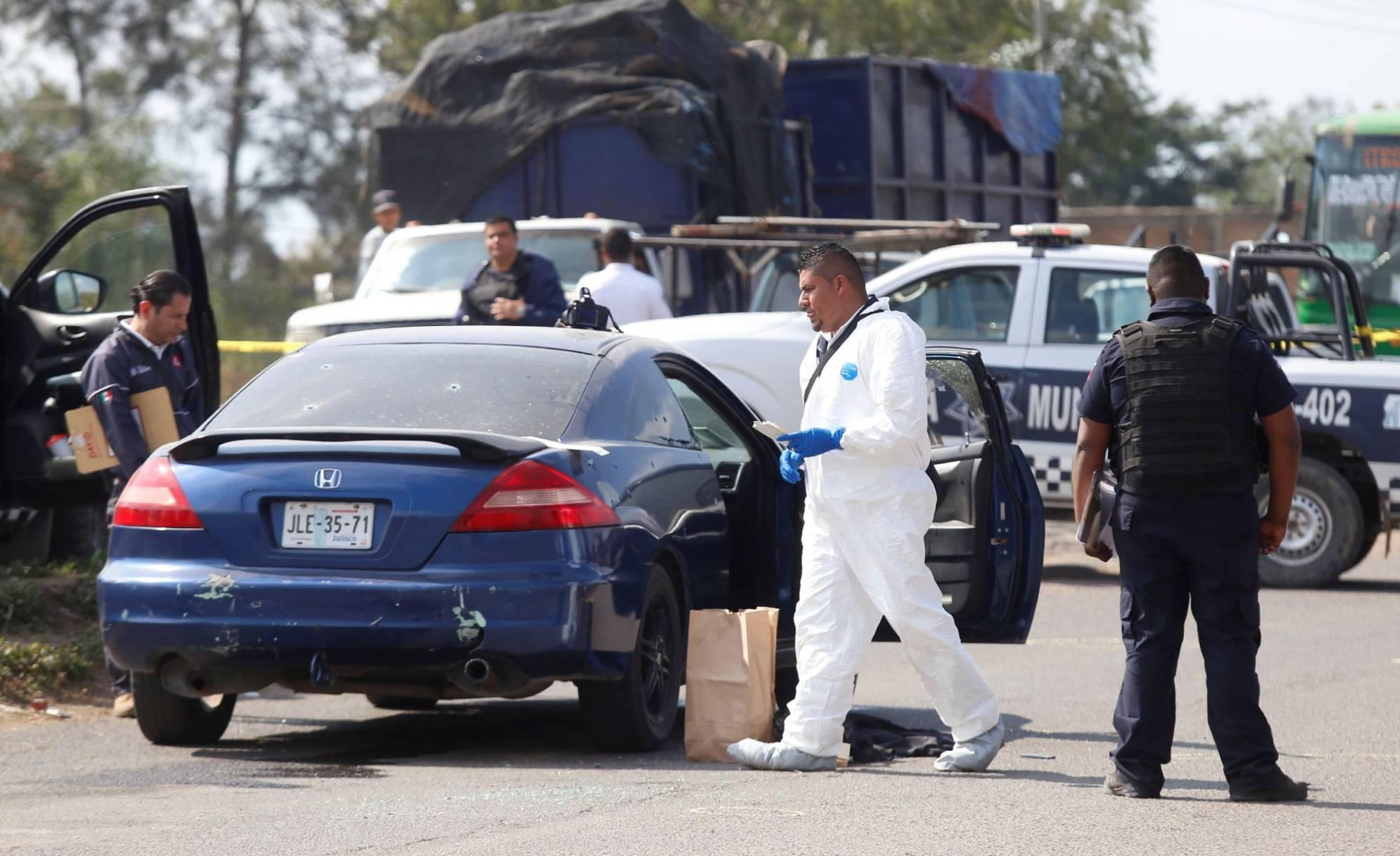 Asesinados siete policías en tres días en el Estado mexicano de Jalisco