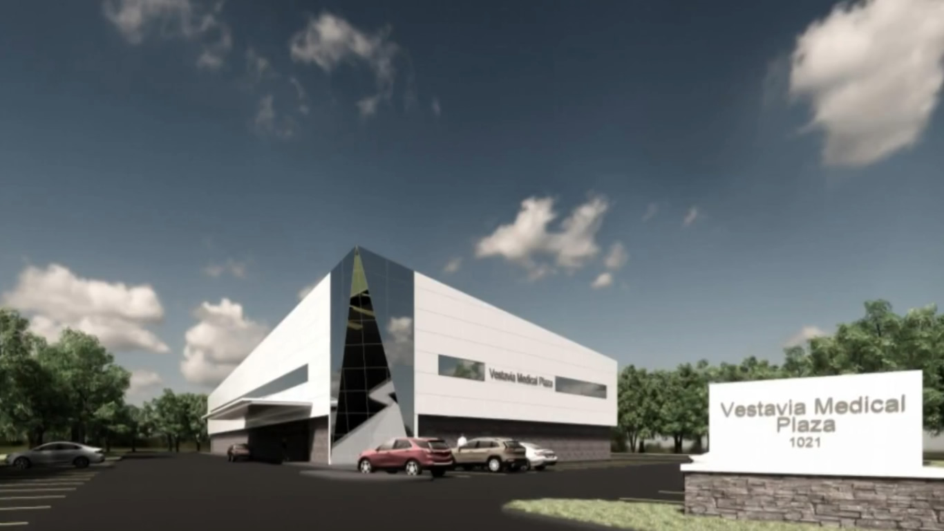 nuevo centro medico vestavia hills