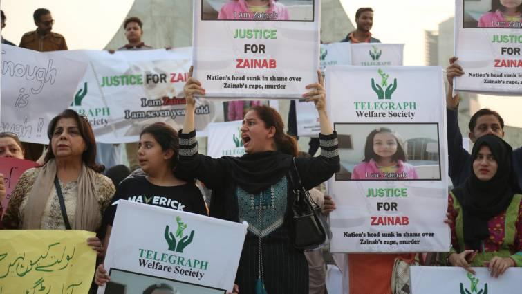 Hallan el cuerpo sin vida de una niña de 9 años con signos de violación en Pakistán