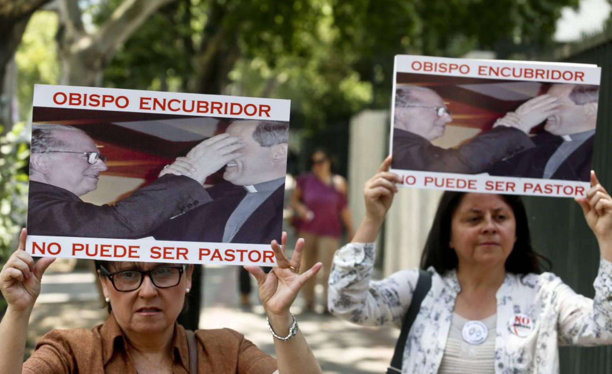 Los escándalos de abusos sexuales vacían de fieles la Iglesia chilena