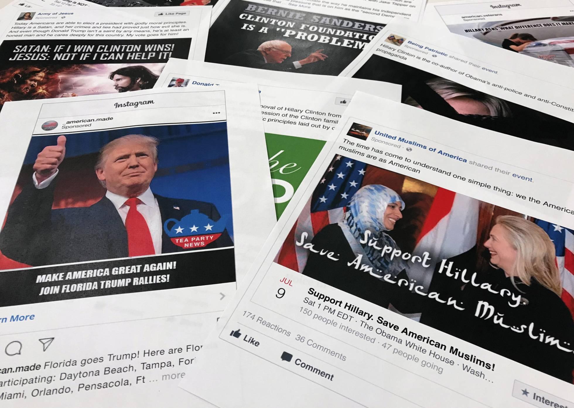 Los piratas rusos intentaron desacreditar a Robert Mueller tras el triunfo de Trump