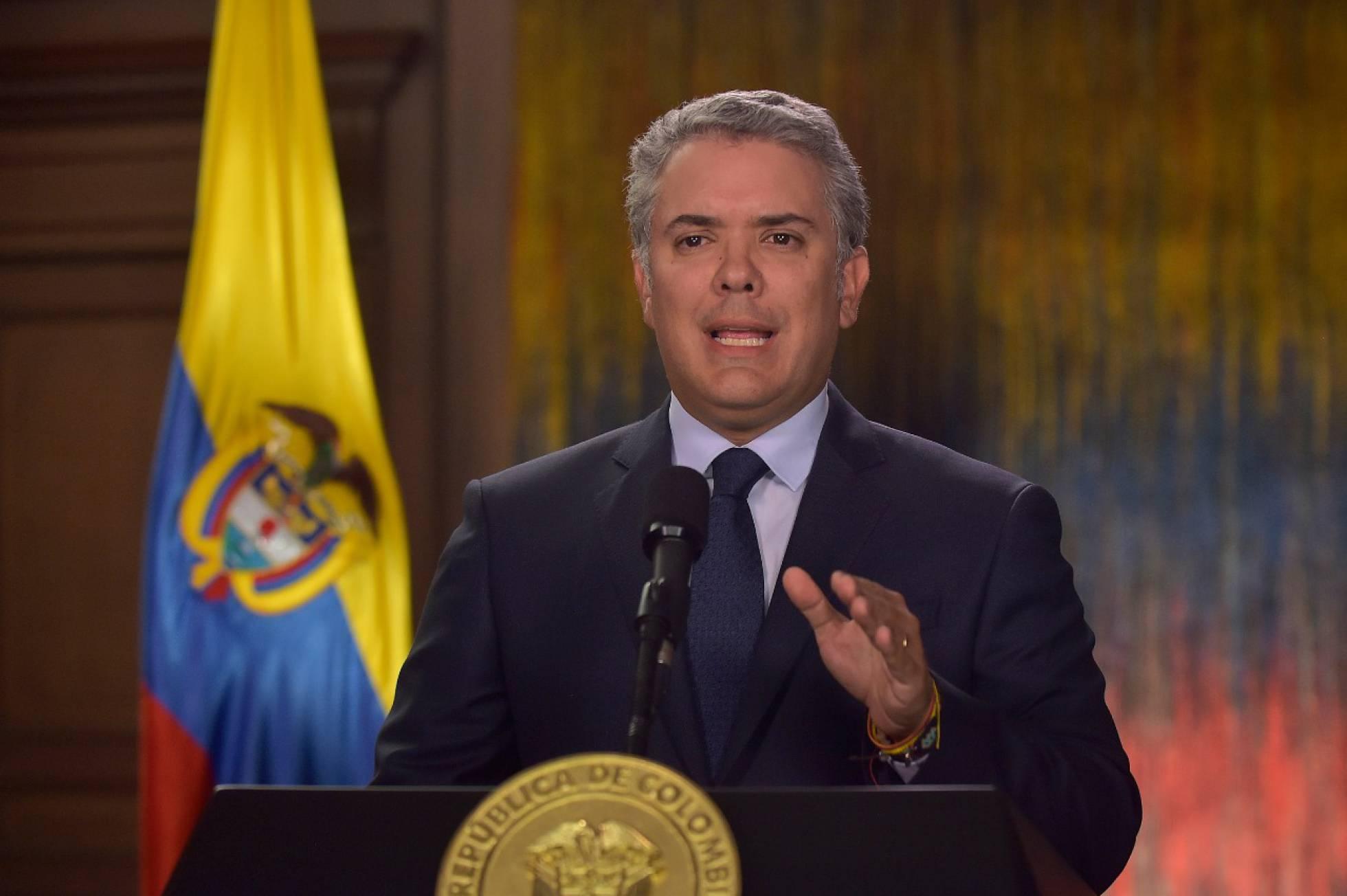 Iván Duque da por finalizada la negociación con el ELN y pide a Cuba detener a su cúpula