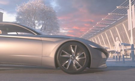 Kia Self Parking Concept