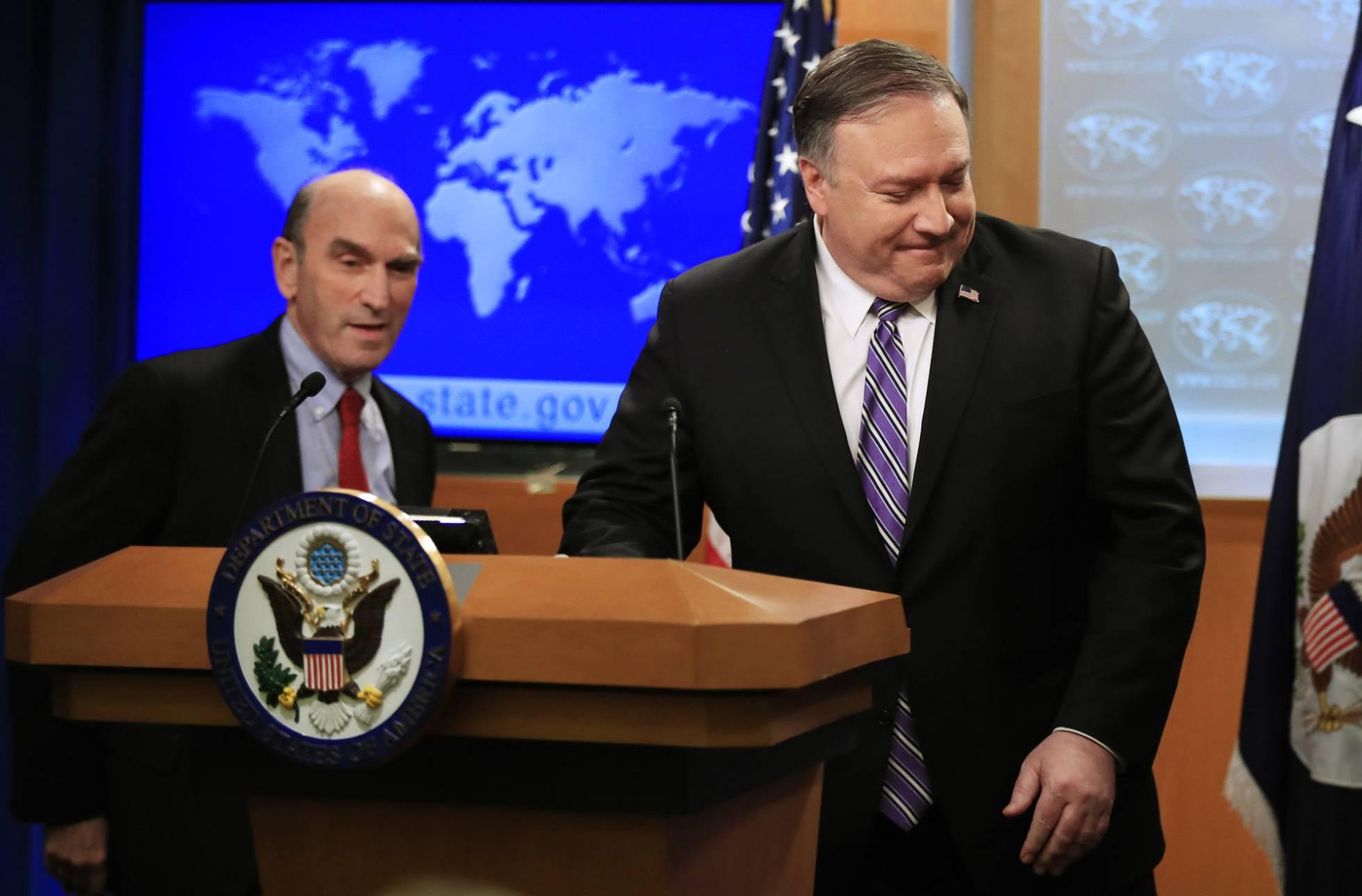 Washington nombra enviado para Venezuela a un halcón de la era Reagan y Bush hijo