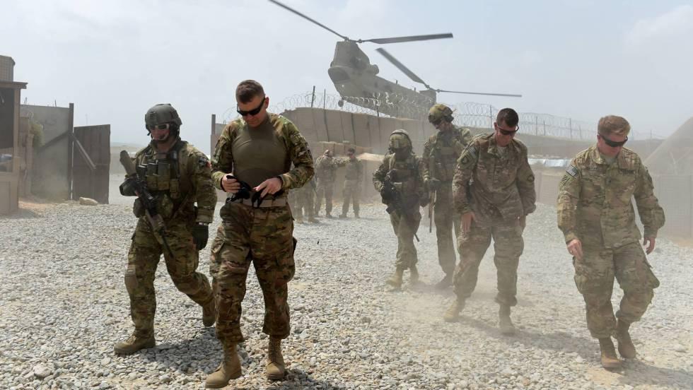 Estados Unidos y los talibanes alcanzan un principio de acuerdo de paz