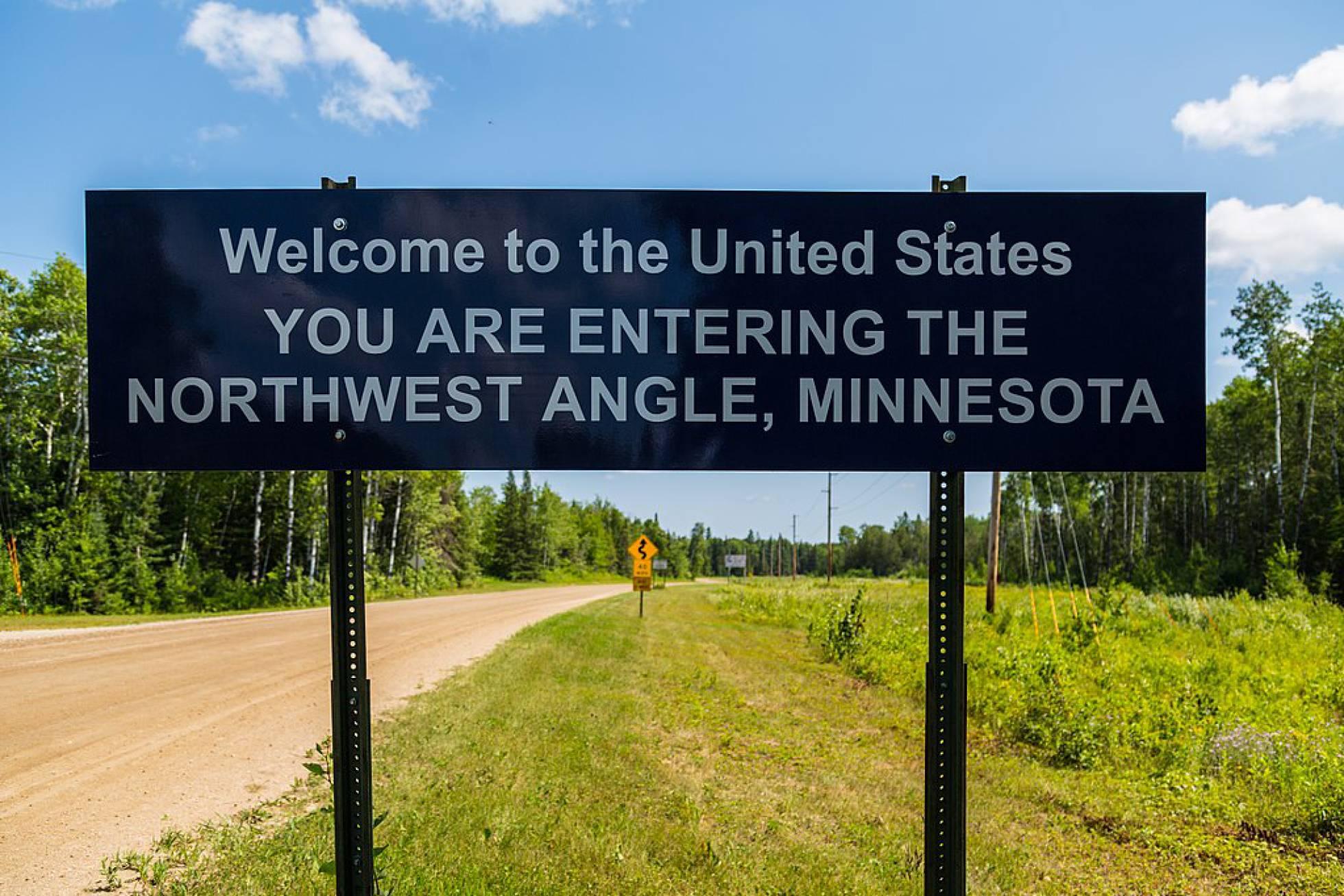 Los 1.544 kilómetros cuadrados de Canadá en manos de EE UU por un error en un mapa de 1783