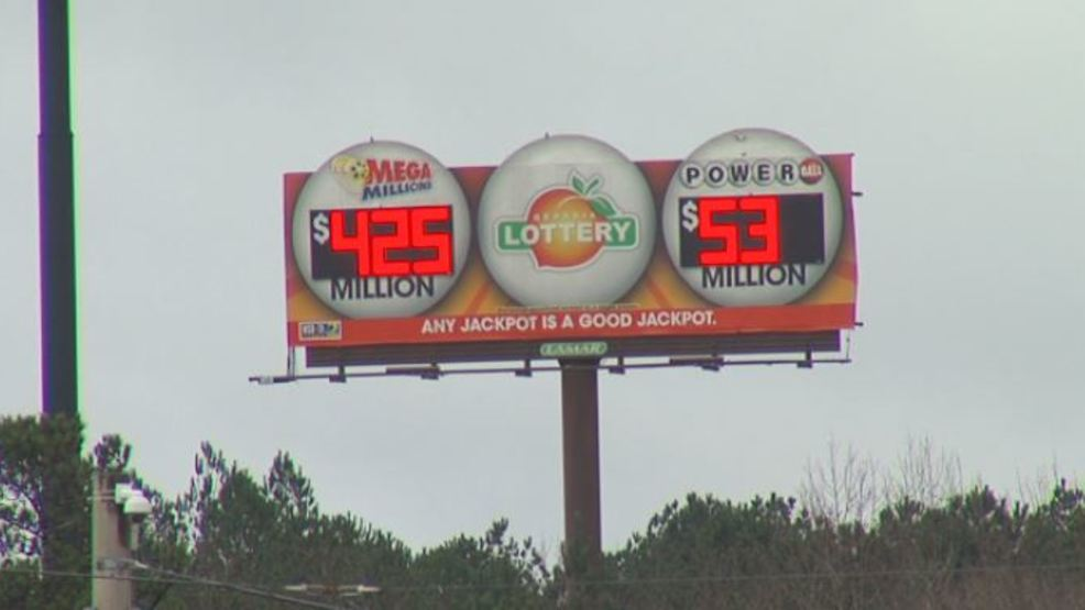 Alabamians con la esperanza de ganar Mega Millions Jackpot