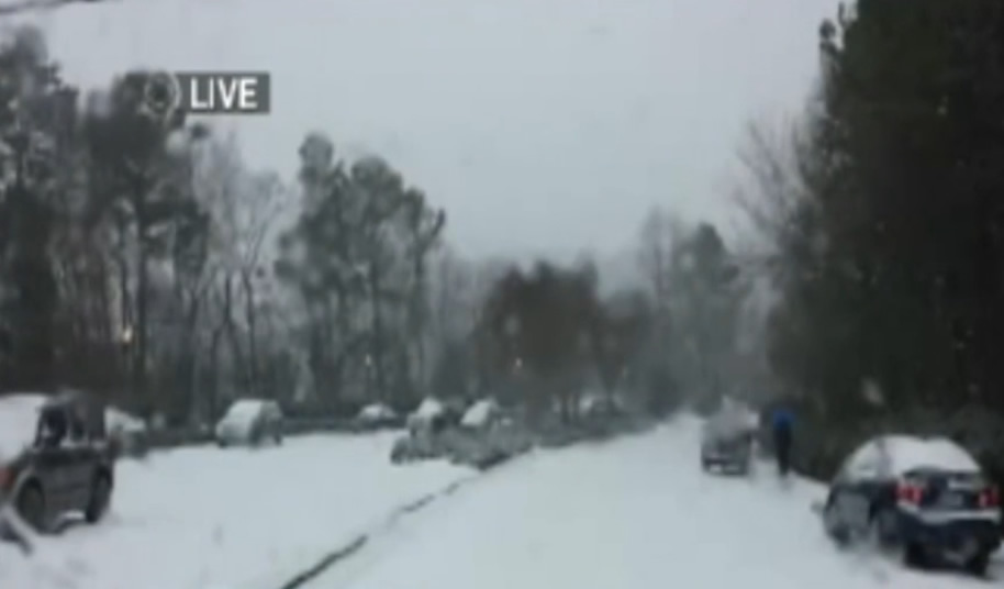 Funcionarios del condado de Jefferson y de Birmingham, se preparan para una potencial nevada