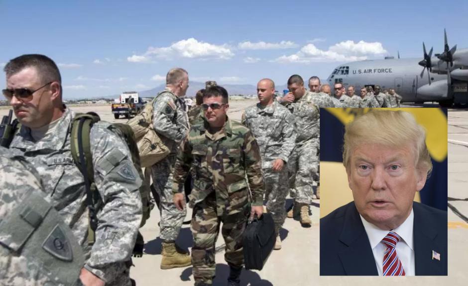 Gobierno Trump aumentará número de tropas en la frontera con México