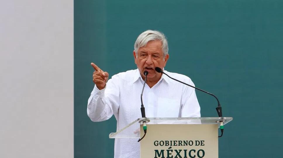 AMLO regresó por tierra a Ciudad de México