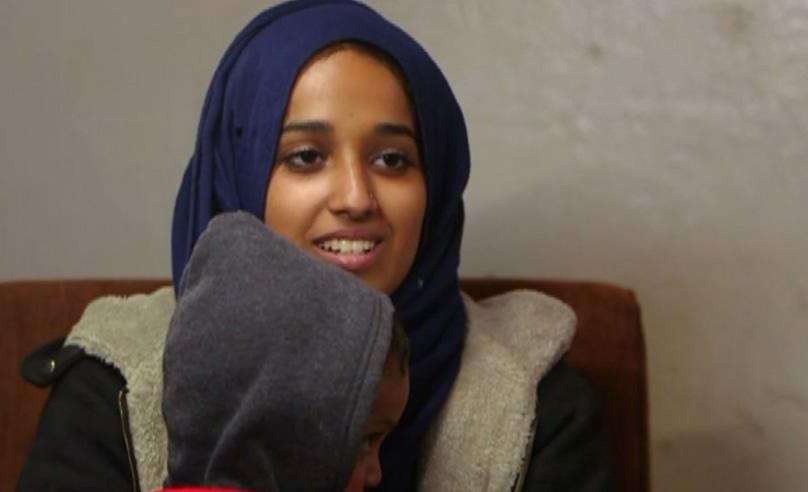 joven reclutada por ISIS
