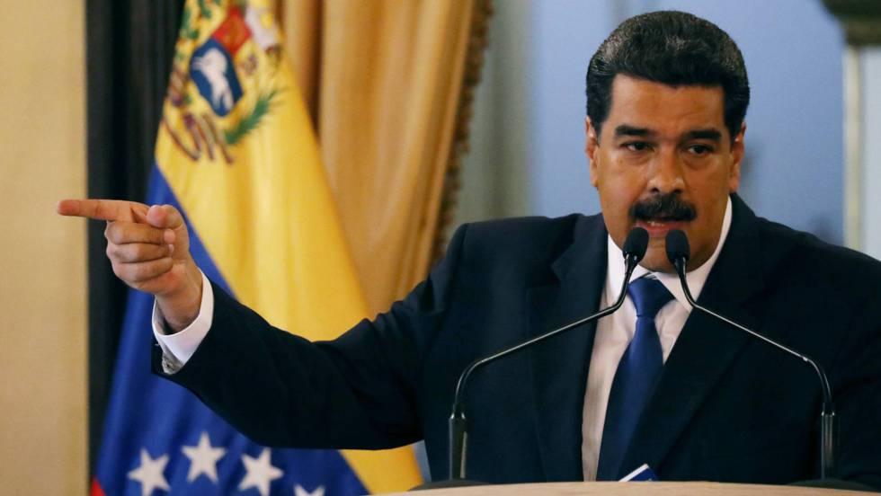 """Nicolás Maduro califica la ayuda humanitaria de """"show"""" de la oposición"""