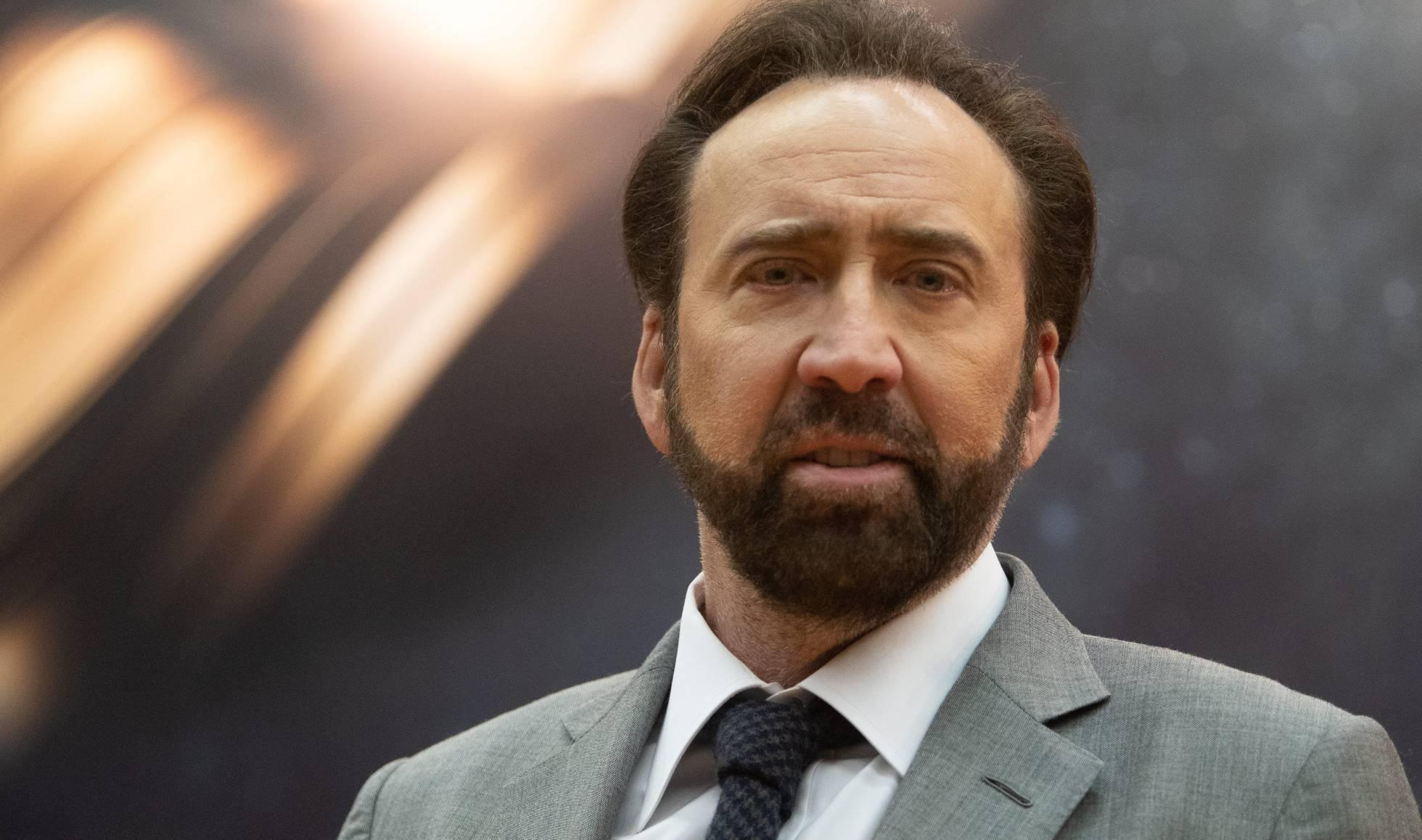 Nicolas Cage ya no se casa tras la bronca con su novia al pedir la licencia matrimonial