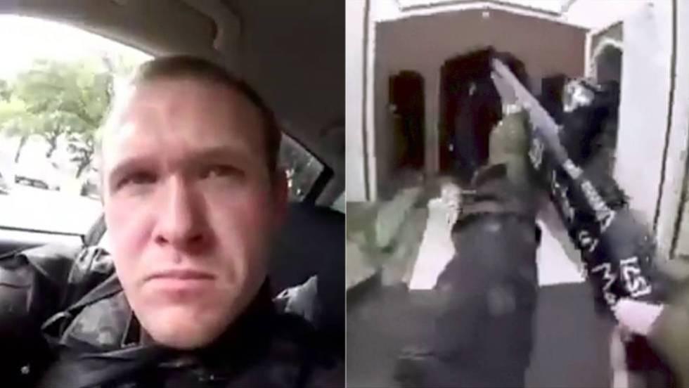 Al menos 49 muertos en un atentado supremacista contra dos mezquitas en Nueva Zelanda