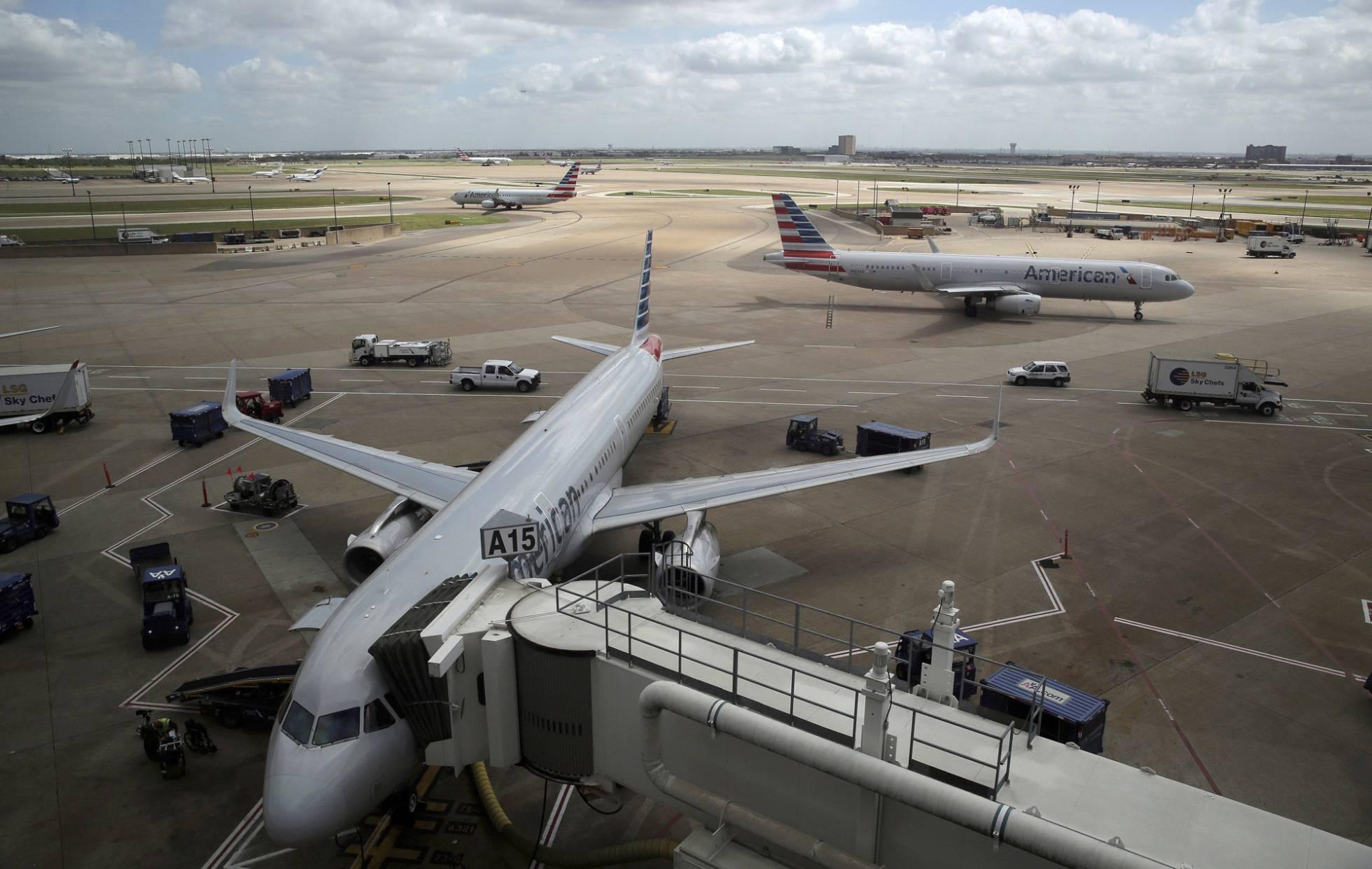 American Airlines suspende de forma indefinida sus vuelos a Venezuela