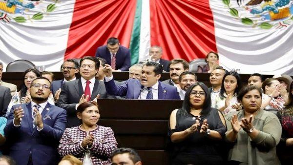 Aprueban reforma para revocación presidencial en México