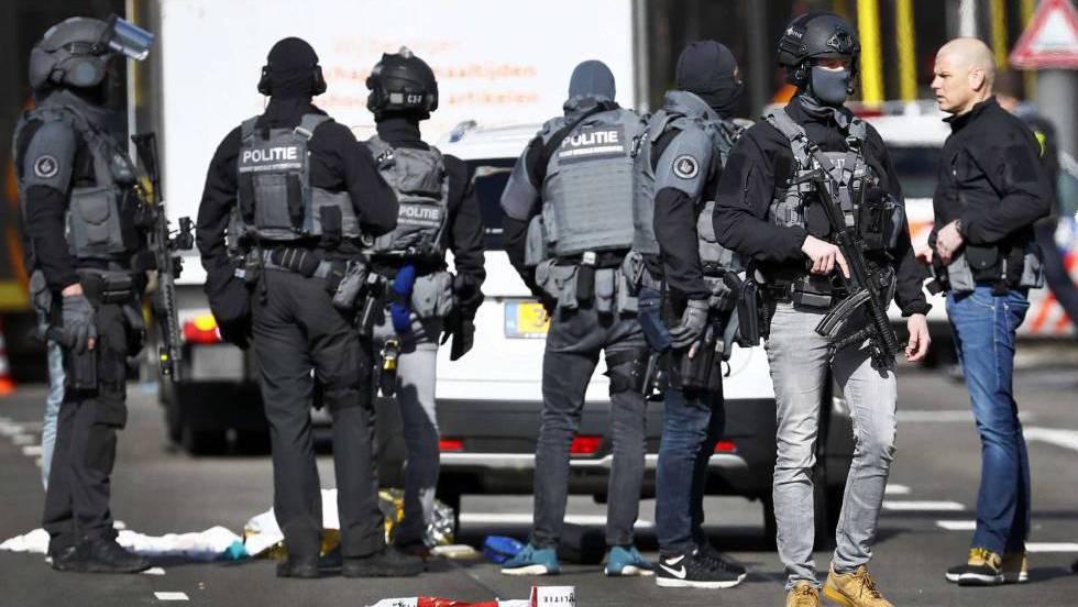 Detenido el sospechoso del ataque con tres muertos y cinco heridos en Holanda