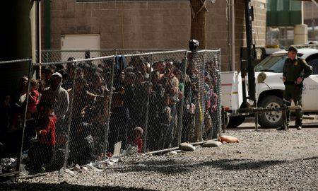 migrantes en el paso texas