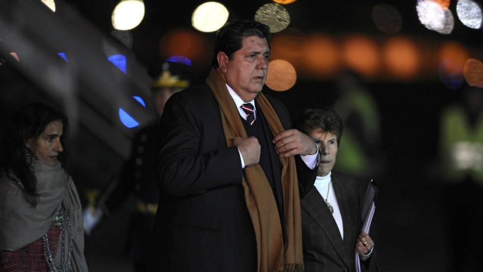 1 Alan Garcia