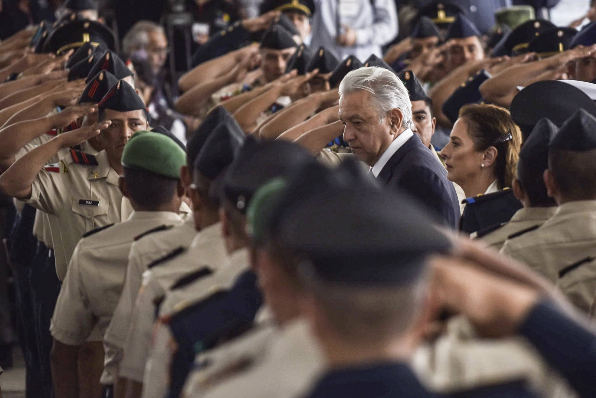El Ejército mexicano niega información sobre su papel en las muertes de civiles