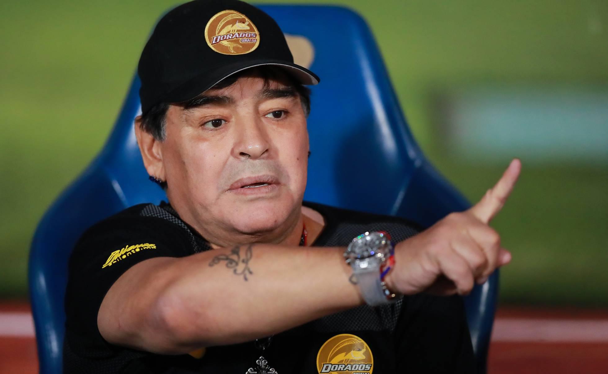 1 Maradona en