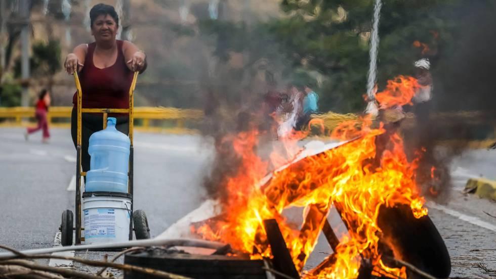 1 protesta en venezuela