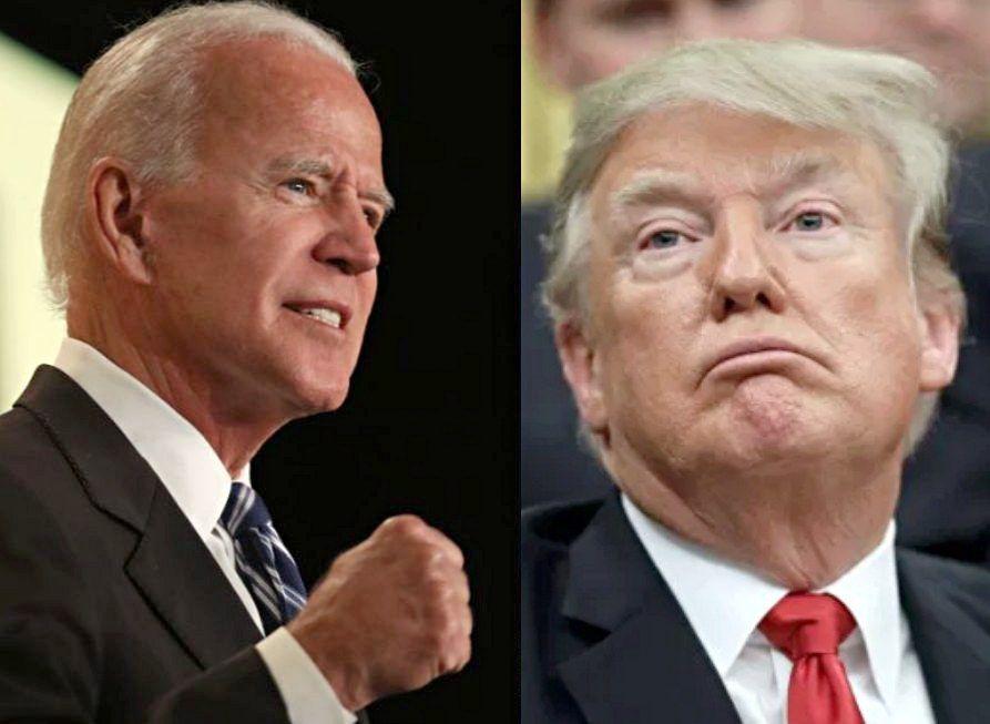 Biden pisa fuerte para 2020. Trump cambia las burlas por preocupación