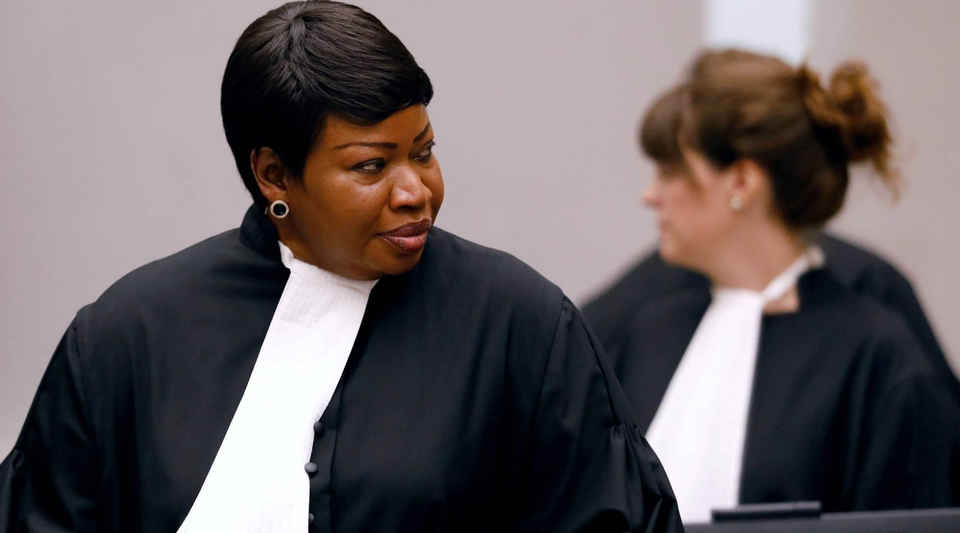fiscal Fatou Bensouda