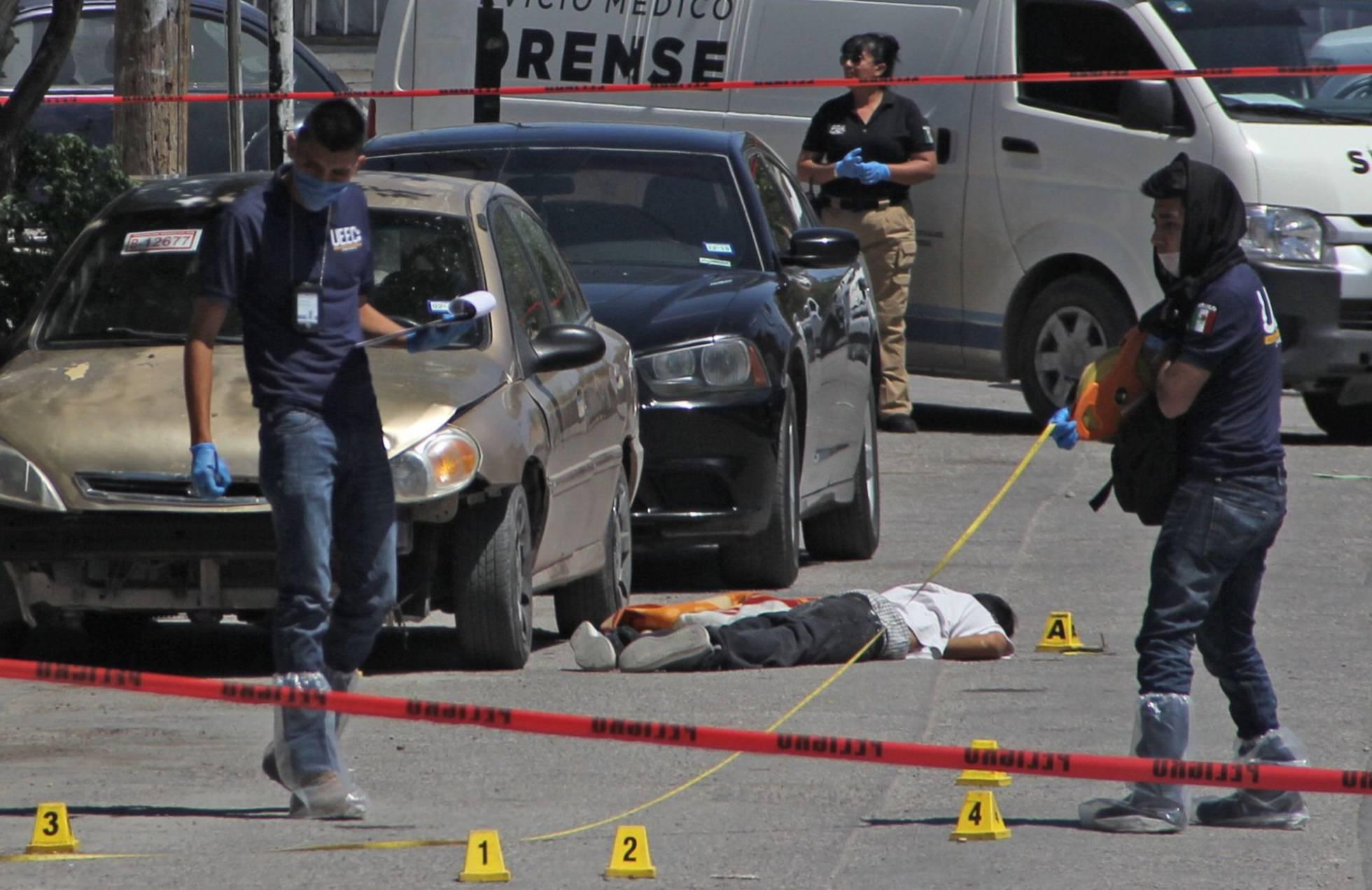 forenses en ciudad de juarez