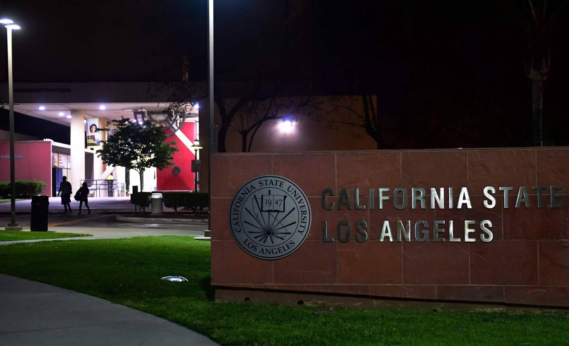 universidad estatal de california