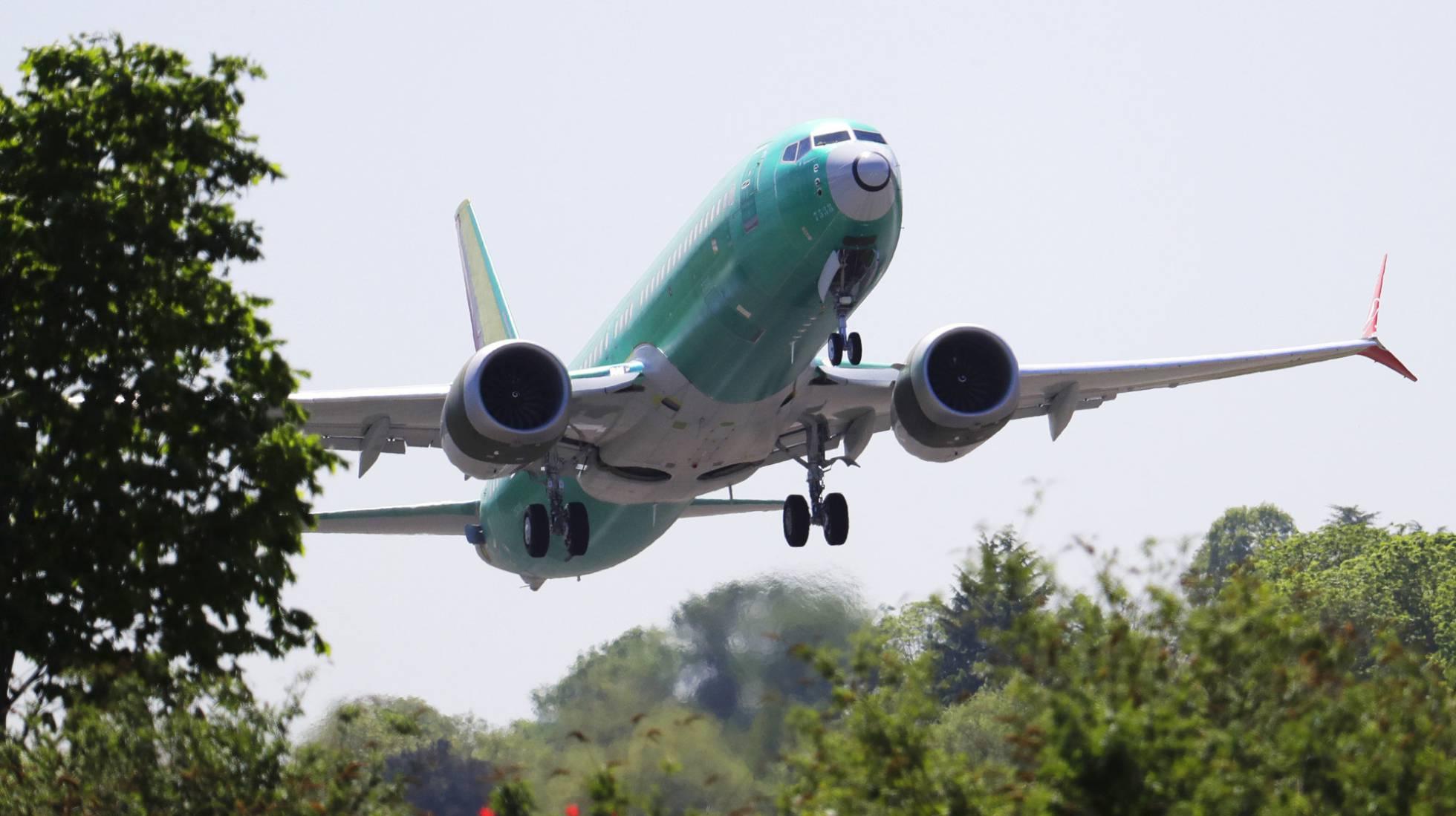 avion familia B737 MAX